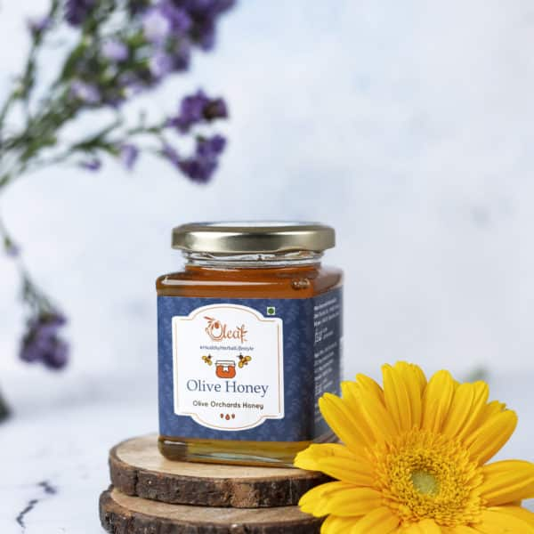 olive orchards honey