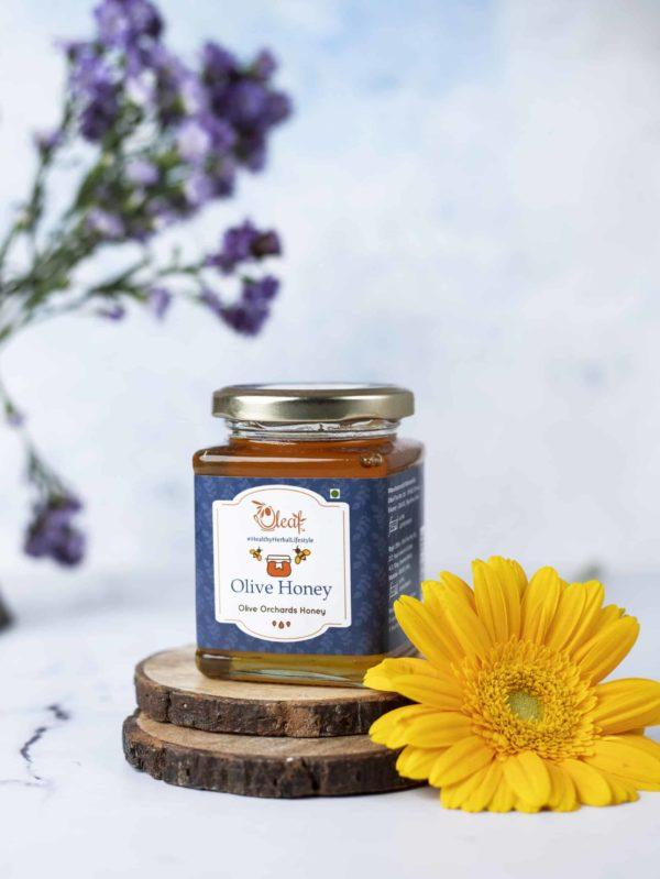 olive orchards honey